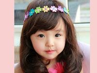 Hot Sale Headband Children's Hair Accessories Children's Accessories Colorful Flowers 60Pcs/Lot Free Shipping