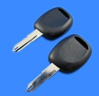 transponder key shell for Renault