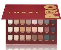 2014 New Makeup LORAC MEGA PRO Palette 32 Color Eyeshadow LORAC Eye shadow Palette Makeup Set cosmetics