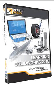 Infiniteskills self-learning SolidWorks тренировка видео