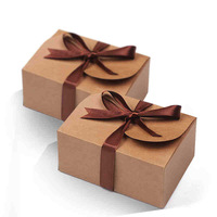Baking Packaging Box, paper box, gift box, portable box, kraft paper box, butterfly buckle carton