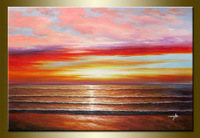 100% by hand Huge WALL CANVAS ART OIL PAINTING_WQ365