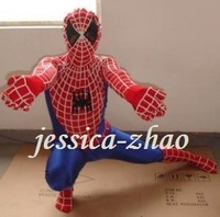 spiderman Mascot Costume Christmas Adult Cartoon Halloween Fancy sexy Dress kids party cosplay