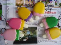 10pcs/lots 5cm ice-cream squishy