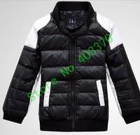 Free shipping-lower price-Children's wear children down jacket Baby boy short jacket