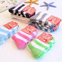Winter Cheaper warm socks women fashion sock  lady's  wool socks  CORAL FLEECE towel socks