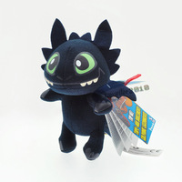 EMS 20pcs a set Low Price Plush Toys Night Fury How To Train Your Dragon Toothless Banguela Pelucia Sylveon Dolls For Girls