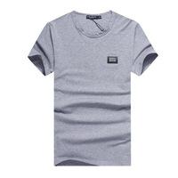 Hot Summer Dolc Men's Round Neck Collar Sport T-Shirt Tee Shirt    #4