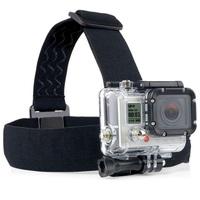 Elastic Adjustable Head Strap Mount Belt for GoPro Hero 1/2/3 Digital Camera