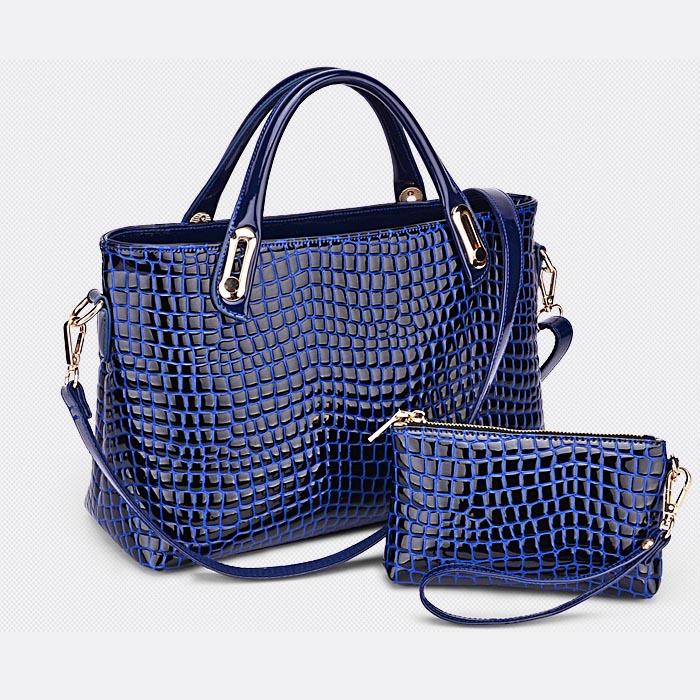 Women HandBag 2015 Buy 1 Get 2 Bolsas Femininas Female Bolsos PU Sac Femme Mujer Bolsas HandBag Women Bag Composite Bag Designer(China (Mainland))