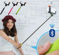 Z07-5 Wireless Bluetooth Monopod Extendable Handheld Monopod Self Portrait Selfie Stick Tripod Monopod For Smart Phone