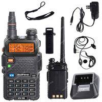 BAOFENG UV-5R VHF/UHF Dual Band 136-174/400-520MHz FM Ham Two Way Radio ON0344