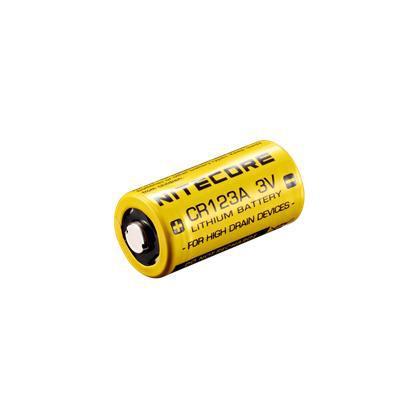 Cr123 Lithium-batterie Cr123 Lithium Battery 3v