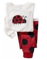 2013 New arrival boys  pajamas sets  kids Pajamas 100% cotton children  pyjamas set  Retail 1set 2pcs  t- shirt and pants