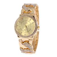 New Popular  WOmen luxury Rhinestone Watches, WOMen Steel Strap Watches WOmen ,Fashion Women Quartz Watch SHI KAI 2288
