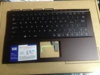 for Sony VAIO  PCG-41312T PCG-41311T VPCZ2 VPCZ215FC VPCZ237FC Keyboard &Palmrest 147974122 Brown JP