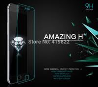 NILLKIN Amazing H+ Nanometer Anti-Explosion Tempered Glass Screen Protector For MEIZU MX4 Pro,MOQ:1PCS