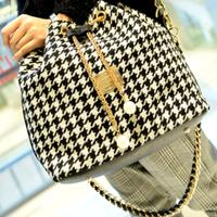Hot sale women bucket bag fashion casual messenger bags 2015 new clutch bag
