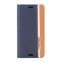 for Sony Z3 Compact covers luxury PU leather business style phone cases for Sony Xperia Z3 Mini