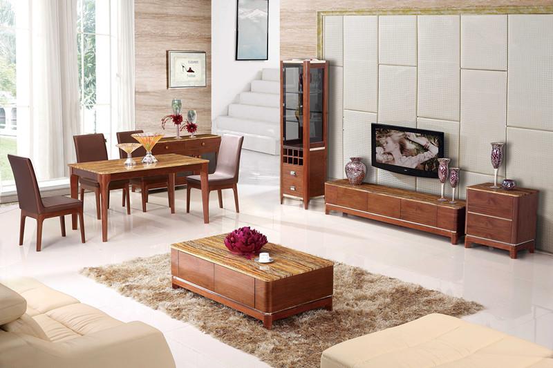 Online kopen wholesale eetkamer meubelen uit china eetkamer meubelen groothandel - Meubels set woonkamer eetkamer ...