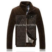 2014 Brand Fashion Down & Parkas Outdoor Hood Warm Windproof Winter Jacket Men Casual Men's Jacket