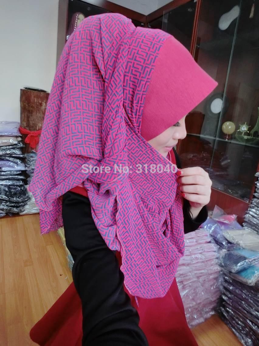 Мусульманская одежда No L655