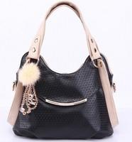 HOT 2015 New Women Messenger Bags Fashion Leather Handbag Portable Shoulder Bag Crossbody Bolsas Women Leather Handbag Tote