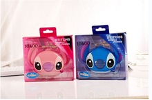 10400mAh Cartoon Stitch Power Bank For iPhone6 5 Samsung S5 IOS android smartphones Mobile phone power