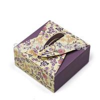 Baking Packaging Box, paper box, gift box, portable box, butterfly buckle carton