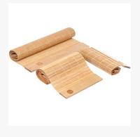 High quality bamboo tea tray tea accessories bamboo mat cup holder mat coasters heat pad Kung Fu tea tools tableware