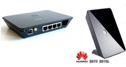 Unlocked Huawei B970b 3G HSDPA WCDMA Wireless Gateway GSM EDGE WIFI Router USB Modem With SIM Card Slot Home Network Broadband(China (Mainland))