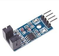 Speed measuring sensor module counter module motor test module slot type optical coupling module