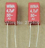 WIMA 4.7uF 4700nF 475 50V MKS2 CAPACITOR