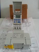 220V THC15A timer switch
