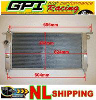 GPI Alloy Aluminum Radiator  FOR opel Vauxhall Corsa GSi Turbo C20XE 1993-1999 94 95 96 97 98 99 1994 1995 1996 1997 1998