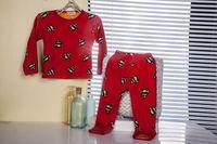 Unisex baby's sets children baby girls boys fashion sets long sleeve sets Children baby clothing set,Free Shipping