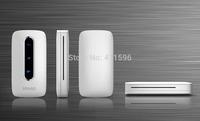 Free shipping 2014 HOT Unlock 3G Router Pocket Wifi Wireless Mifi Modem With WCDMA SIM Slot Hotspot 3000mAh Battery Similar