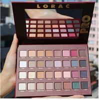 2014 new Lorac MEGA PRO Palette eyeshadow makeup 32 color LORAC PRO Palette mega eye shadow palette