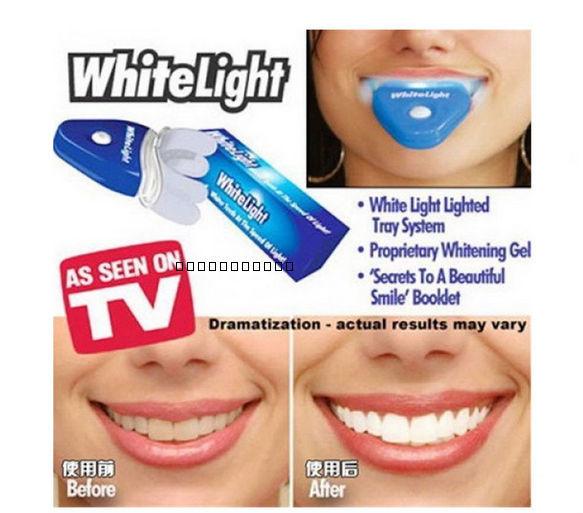 2015 горячая и новый белый свет отбеливание зубов гель ...