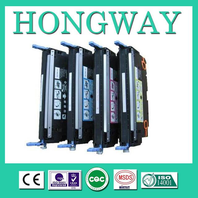 Fedex! Compatible HP LASERJET COLOR 2700/3700, Refilled For HP Q7561A Q7562A Q7563A Q7560A toner cartridge 7560A(China (Mainland))