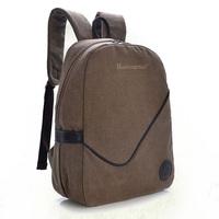 free shipping New fashion casual backpacks vintage canvas bolsa mochila travel bag laptop bag men's travel bags