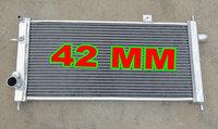 GPI 42mm Alloy Aluminum Radiator FOR Opel Vauxhall Nova GTE GSi 2.0 16v Turbo