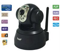 EasyN F3-M166 P2P Wireless CCTV Security IP Camera Wi-Fi  Internet Security Surveillance Webcam Free Shipping
