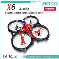 Syma X6 Super Ship 4 Channel 2.4GHz RC Quad Copter w/ Gyro