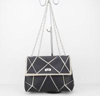 stylish colorful lady shoulder bag for 2015 PU latest bag Free shipping!!!
