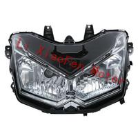 Free Shipping Headlight Head light For KAWASAKI Z1000 2010 2011 2012 Headlight head lamp