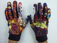 NO.250101 New brand men's ski gloves Snowboard gloves Snowmobile Motorcycle Riding winter gloves Waterproof unisex snow gloves