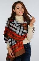 Fashion Woman 100% Silk Scarf Girl's Shawl Wrap Stole Lady Neckerchief S10002