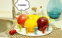 Creative Rainbow Compote Colorful Snack Fruit Dish