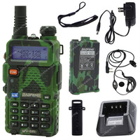 BAOFENG UV-5R VHF UHF Dual Band 136-174/400-520MHz FM Ham Two Way Radio ON0346